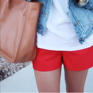 Banana Republic Drapey shorts